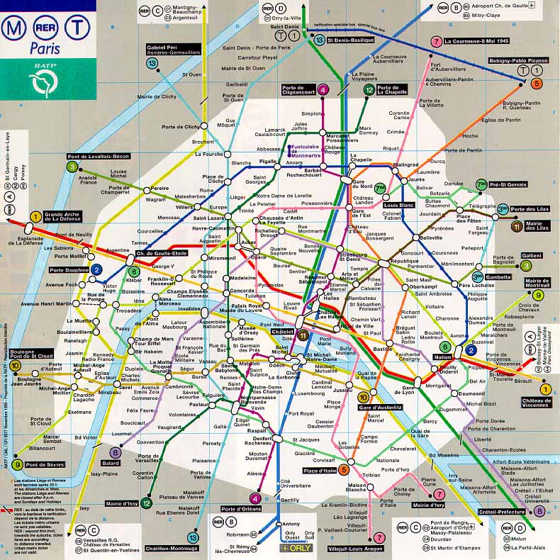 EHS French Level 2 Unit 3 Leon 4b The Metro