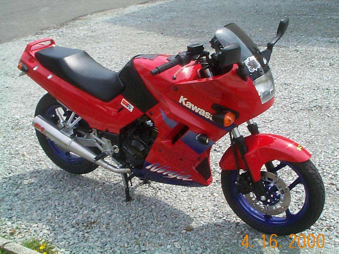 250r Kawasaki Ninja >> Ninja 250 Page