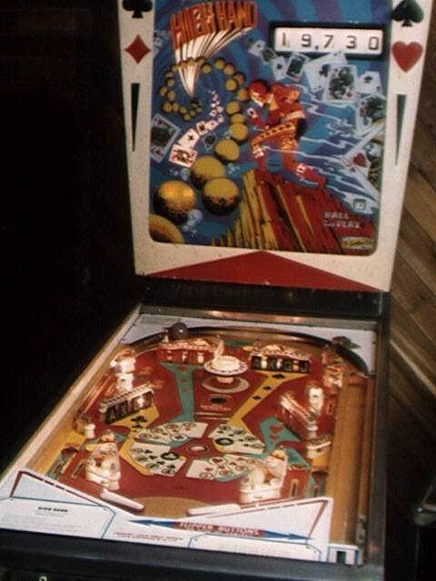 Pinball Machines We Used To Own
