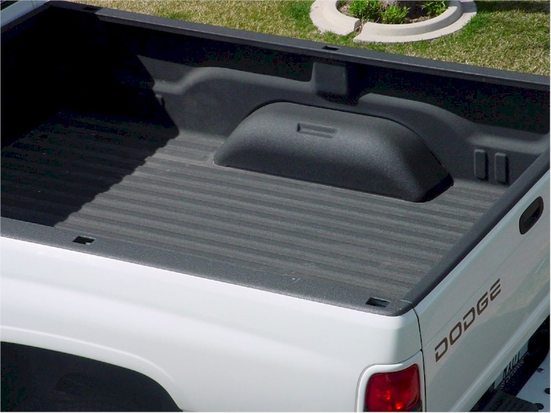 how to put a bed liner in a truck