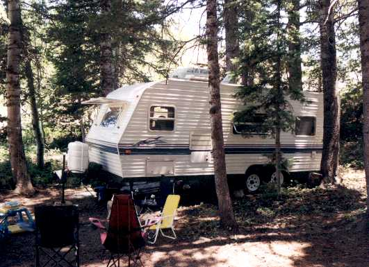 Camping The Outdoors