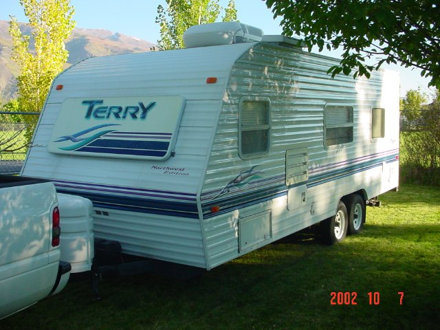 2000 fleetwood terry travel trailer floor plans