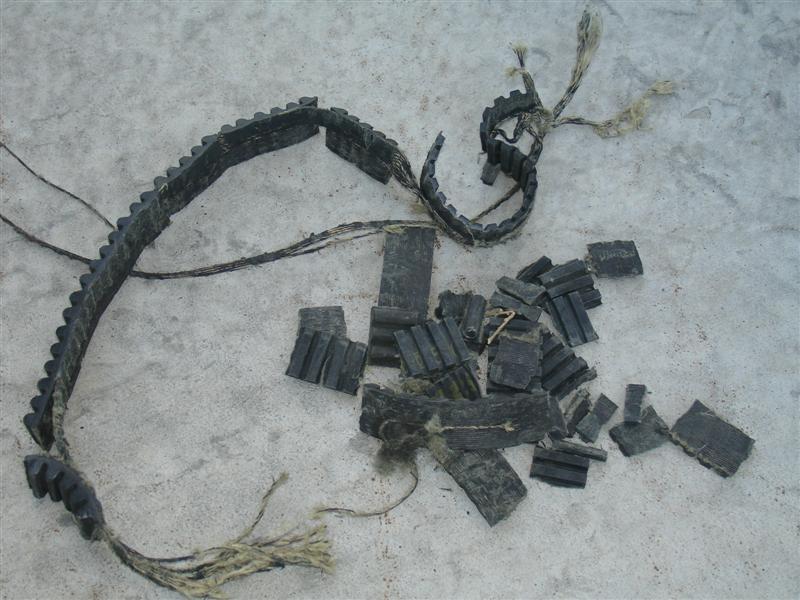 CVT Belt Replacement (Kawi Brute Force 750i)